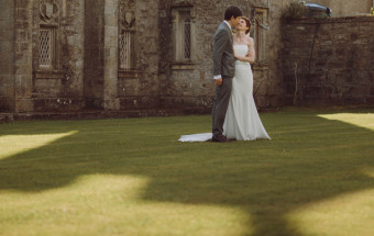 Joan & Aubrey | Wedding at Borris House, Ireland